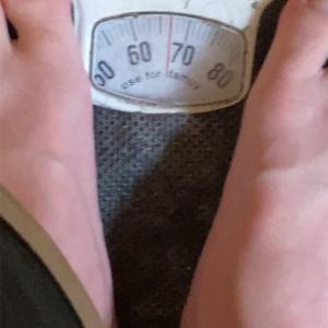 目指せ60kg!79日目!
