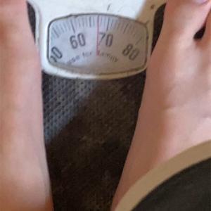目指せ60kg!82日目!