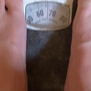 目指せ60kg!83日目!