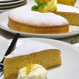 Torta al limone♪♪