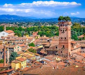 Luccaへ行ってきます^^。