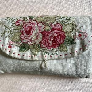 アップリケと刺繍 ①