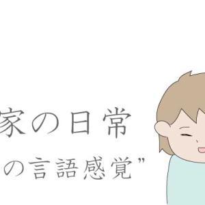 義母の言語感覚(日常漫画)
