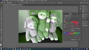 ウェブデザイナーへの道のり【第3話】まずはここから始めよう~Photoshopで色調補正「色相・彩度」とは~