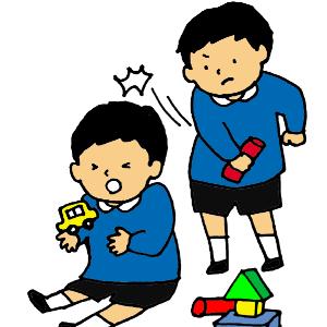 【学童や学校でのいじめ/意地悪】職員がズバッと解決する4つの視点
