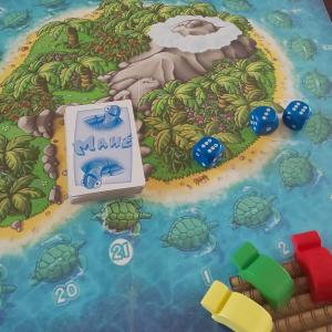 【ウミガメの島】学童で人気のボードゲーム/算数も学べるスゴロク