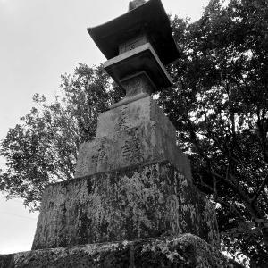 呼塚河岸常夜燈/東葛印旛大師4番