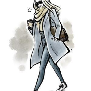 プチプラ冬コートを今のうちにゲットしておく