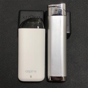 【レビュー】minican (Aspire) 【ライターより小さくてクリアロより味出る】 -提供品-