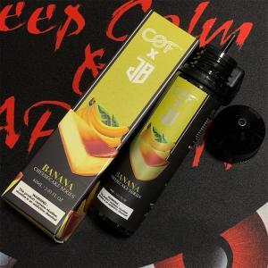 【レビュー】BANANA-Cheesecake Series-(COF×JB)【純粋なバナナ】