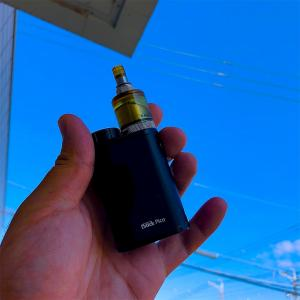 電子タバコ「VAPE」の種類について