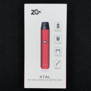 【レビュー】XTAL(ZQ Vapor)【確かに濃い】-提供品-