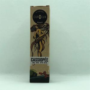 【レビュー】CASSIOPÉE(CURIEUX)【フランス・THE・桃】