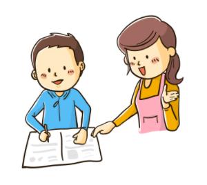 【小学生の宿題】宿題の丸つけは親?子ども?きちんとしている子はやはり成績が良い!