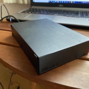 【天体観測】4TBの外付けHDDを買いましたがバックアップ先がない