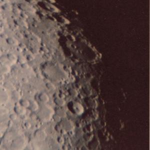 【天体観測】久しぶりに月の撮影をしました