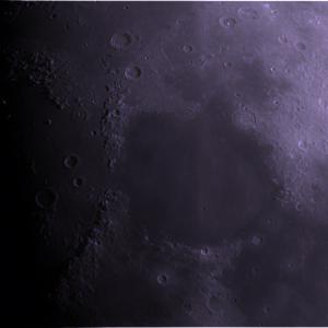 【天体観測】月に癒される