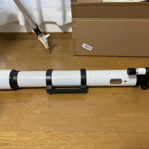 【天体観測機器】旧鏡筒ビクセン80Mのアリガタ化の方法はないだろうか