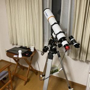 【天体観測】SV503 102EDで晴れた夜に何を観測するか