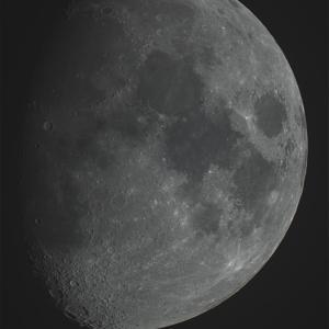 【天体観測】薄曇りの中、月、木星、土星を撮影するということ