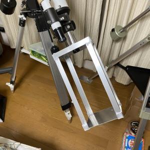 【天体観測機器】祝 太陽投影板完成!