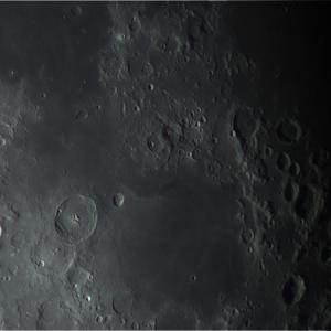 【天体観測】月齢17.1の月を、色々撮影してみた
