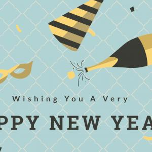 Happy New Year 2021-日印カップルのお正月