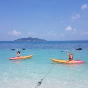 シンガポールから車とボートで行けるインドネシアの「ラワ島」リゾート満喫の秘訣
