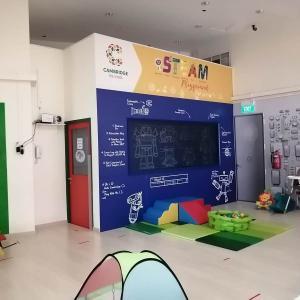 シンガポール 乳児保育園(Infant Care)の見学に行った感想~Cambridge@Macpherson
