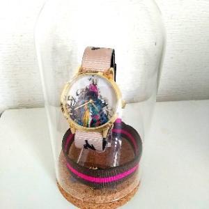 フリスタ2020グッズ時計やらマルチクロスやら飾ってみた