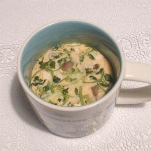 【食事制限レシピ】トムヤム茶碗蒸し☆
