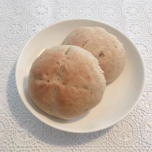 捏ねなし!発酵なし!の簡単全粒粉パンを作ってみた♪