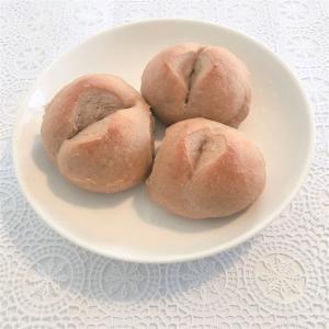 全粒粉100%のパンを冷蔵発酵で作ってみた!