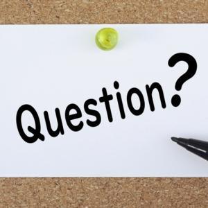 既卒面接の逆質問は無理にしなくてよい理由