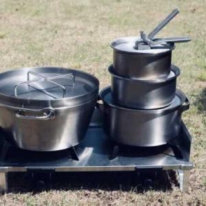 【買ってよかったキャンプ道具】家族のアウトドア料理には「SOTO」三羽ガラス