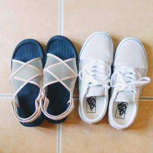 【この夏の靴】大活躍の2足