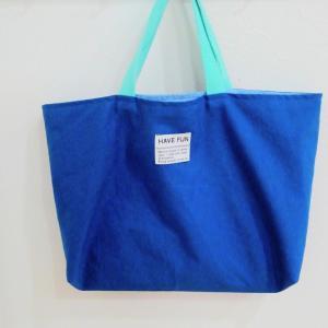 【ハンドメイドに挑戦】小1の手さげバッグ