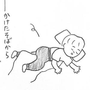 子どもの寝てる時あるある