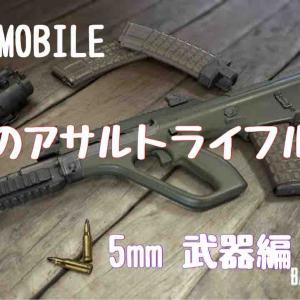 【PUBG】初心者におすすめ!5mmAR最強武器だ!!