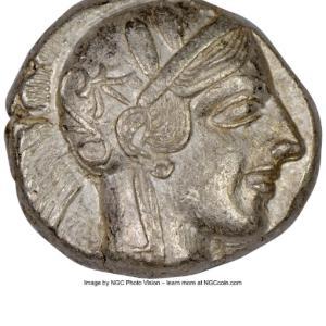 古代ギリシアのテトラドラクマを落札