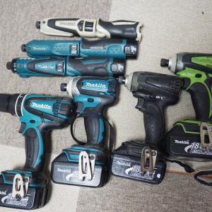 makitaの工具