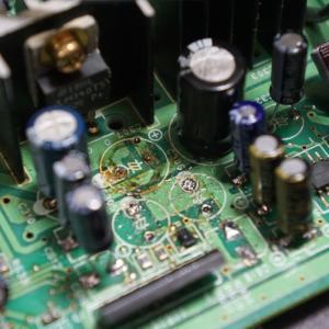 PCエンジン (PC Engine) の修理 3