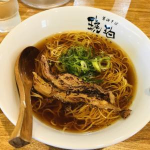 醤油そば「琥珀」は九州には珍しいあっさり系ラーメン店。コッテリ系の苦手な人も飲み干せる透明スープが絶品!