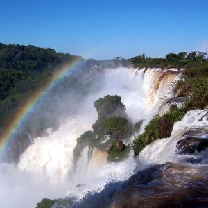 行った気になる世界遺産 イグアス国立公園