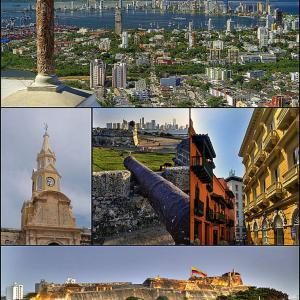 行った気になる世界遺産 カルタヘナの港、要塞、歴史的建造物群