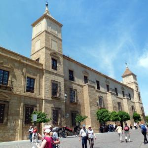 行った気になる世界遺産 コルドバ歴史地区 コルドバの聖公会宮殿