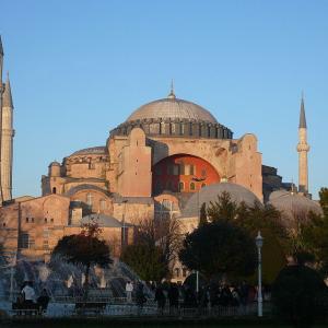 行った気になる世界遺産 イスタンブール歴史地域