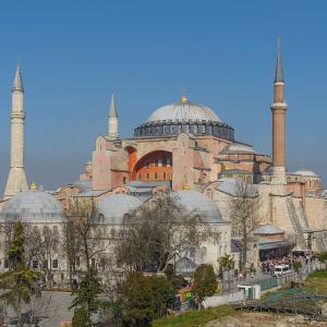 行った気になる世界遺産 イスタンブール歴史地域 アヤソフィア