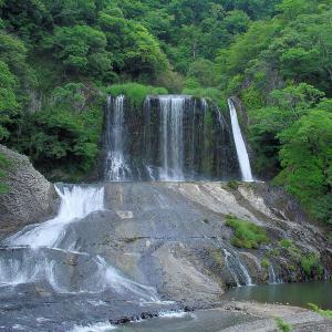 いつか行きたい日本の名所 竜門の滝