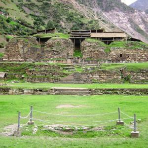 行った気になる世界遺産 チャビンの考古遺跡